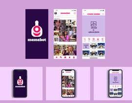 Nro 11 kilpailuun App UI Graphic Design Needed käyttäjältä Annieworkbug