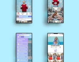 Nro 16 kilpailuun App UI Graphic Design Needed käyttäjältä MohammaSalman