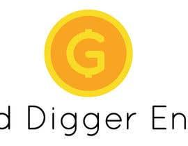 Nro 1 kilpailuun Logo: Gold Digger Engine käyttäjältä samsudinusam5