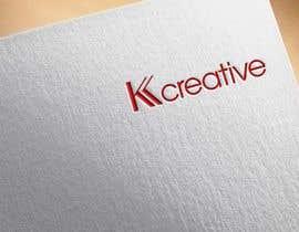 Nro 70 kilpailuun Logo design needed for embroidery and painting and clothing design company name KK creative käyttäjältä saifuledit