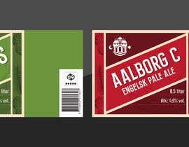 Nro 15 kilpailuun Beer labels (6) käyttäjältä Parasite97