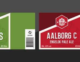 Nro 16 kilpailuun Beer labels (6) käyttäjältä Parasite97