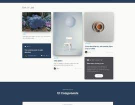 #11 for Color palette UI design and CSS by baj0