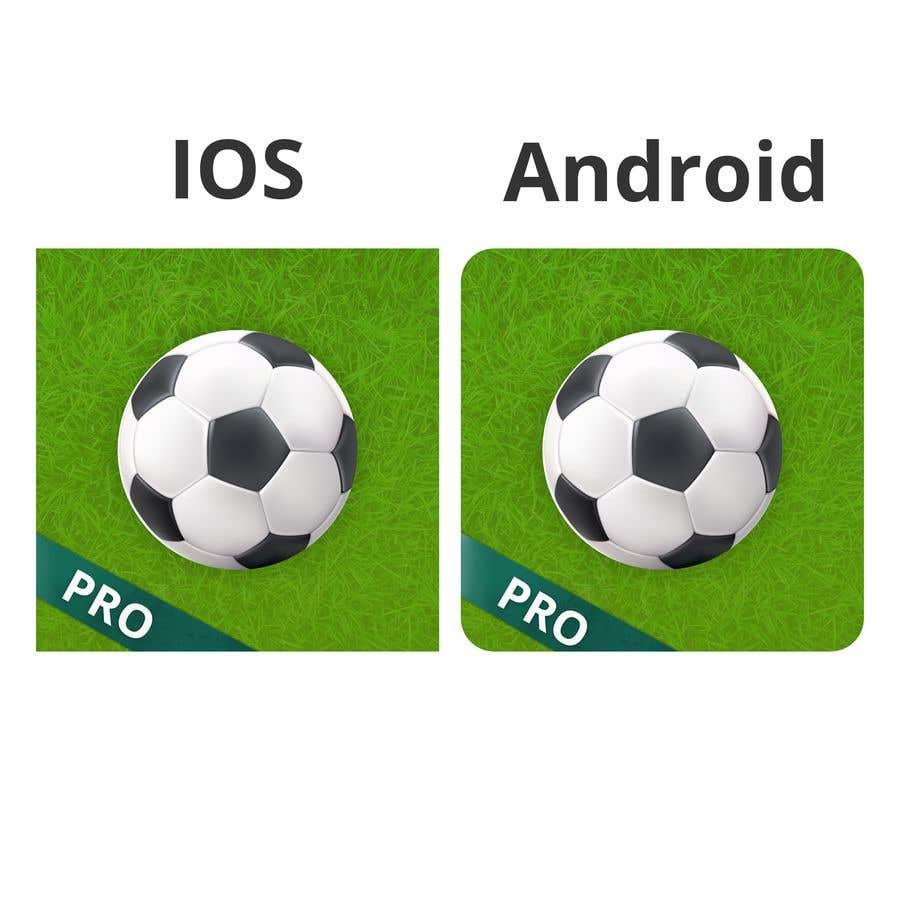Kilpailutyö #                                        41                                      kilpailussa                                         Very Minor Updates to Android and iOS App Store Icon