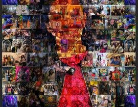 Nro 5 kilpailuun Create a photo mosaic with the pictures provided käyttäjältä anlonain2