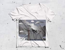 #31 untuk Design for Hoodie/T-Shirt (Stairway to heaven + Stick figure) oleh shaulatvw