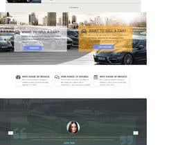 #37 for Web design and development for Car Dealership by webdeveloper68
