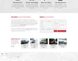 #31 for Web design and development for Car Dealership by faridahmed97x