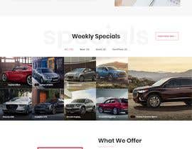 #23 for Web design and development for Car Dealership by danishmalik20