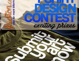 #6 for Design a Banner for T-Shirt Design Contest by gpotero