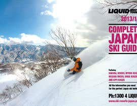 #1 for Front cover design for Japan ski brochure by premgd1