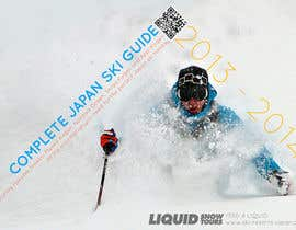 #81 for Front cover design for Japan ski brochure by twentyfiveseven