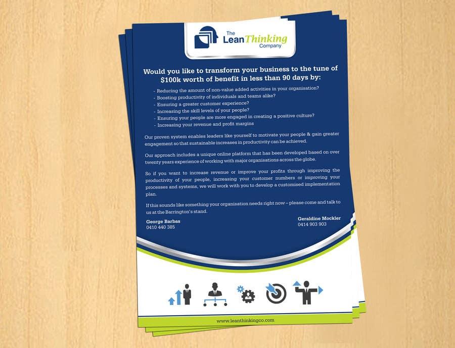 Bài tham dự cuộc thi #56 cho Design a Flyer for LTC