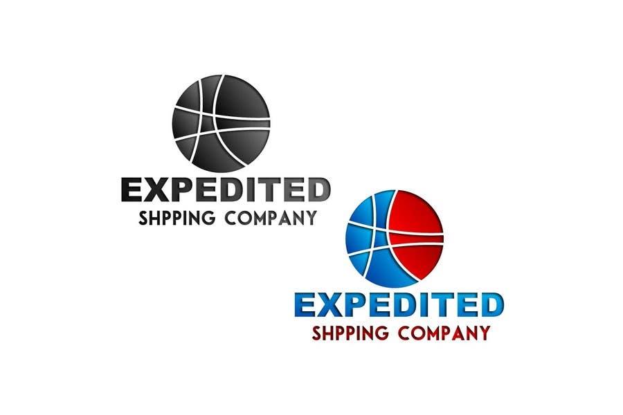 Kilpailutyö #7 kilpailussa Design a Logo for a Expedited Shipping Company