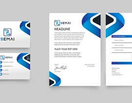 #412 untuk Design a Logo and Corporate Identity for our Startup Company oleh Arfanmahedi