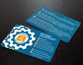 #58 untuk Design Business Card & Electronic Word Document Stationary oleh s04530612