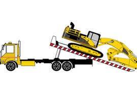 Nro 16 kilpailuun Design a Logo for Transporting Company käyttäjältä AlejandroRkn