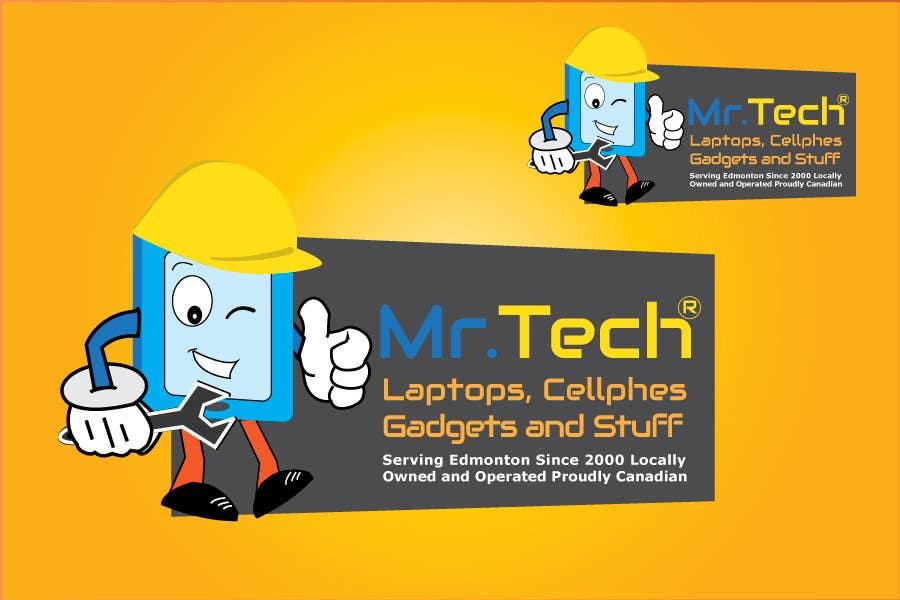Inscrição nº                                         20                                      do Concurso para                                         Logo Design >> Gadget, Electronic and Computer Repair Retail Store