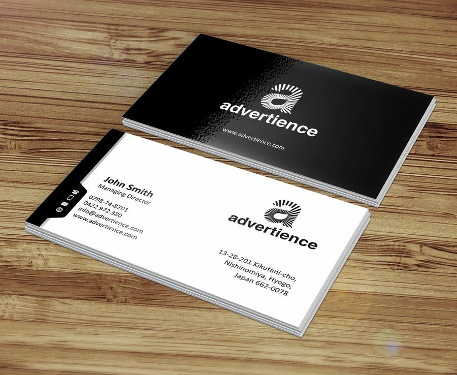 Entry 8 by ezesol for powerpoint template business card template contest entry 8 for powerpoint template business card template design wajeb Choice Image
