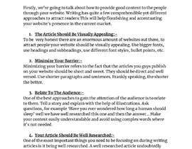 ramishafarooqi11 tarafından Article development Ideas - Reading interest to be improved için no 77