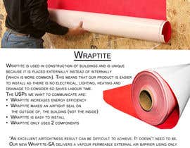 #15 cho Design an Advertisement for Wraptite Airtightness Advert bởi gssakholia11
