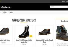 #43 for Design a Logo for Dr Martens online store by SivaKarthiDot