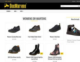 #39 for Design a Logo for Dr Martens online store by abdmanss