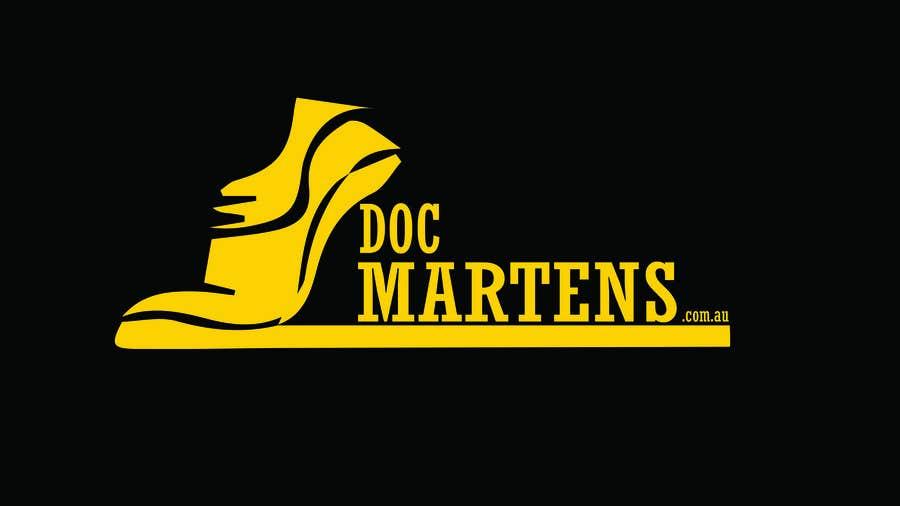 Kilpailutyö #20 kilpailussa Design a Logo for Dr Martens online store