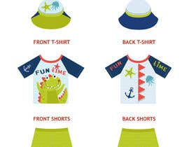 UsagiP tarafından Create some awesome, fun, boys swim suit sets! için no 73