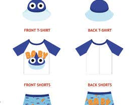 biancasoneghetti tarafından Create some awesome, fun, boys swim suit sets! için no 48