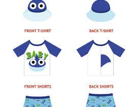 biancasoneghetti tarafından Create some awesome, fun, boys swim suit sets! için no 49