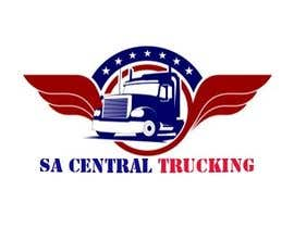 Nro 18 kilpailuun Design a Logo for trucking company käyttäjältä upmanyugarima94