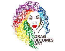 ontelektual1 tarafından Drag Becomes Art logo için no 53
