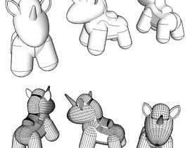 #10 para 3D Sculpture Design por yoyopriyonggo