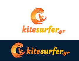 #73 cho Logo Design for kitesurf website bởi rashedhannan