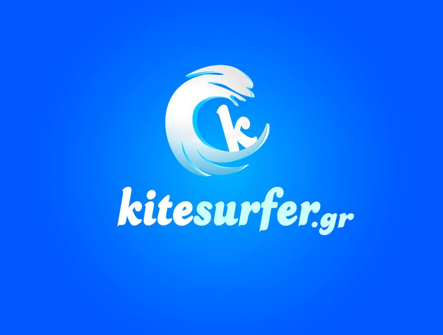 Konkurrenceindlæg #74 for Logo Design for kitesurf website