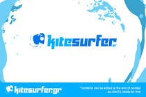 Graphic Design Entri Peraduan #81 for Logo Design for kitesurf website