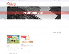 #20 for Design a Banner for http://comenzarit.com/Rent/properties by katyakolesnikova