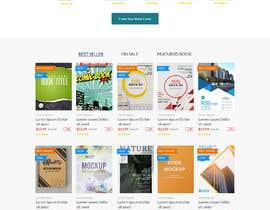 #45 для Create a book publishing website от saidesigner87