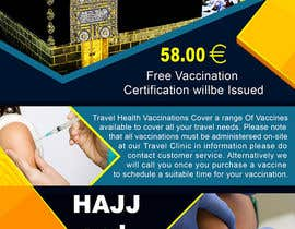 #16 untuk Design a Travel Health Banner, and two A5 posters oleh mohamedzakaria78