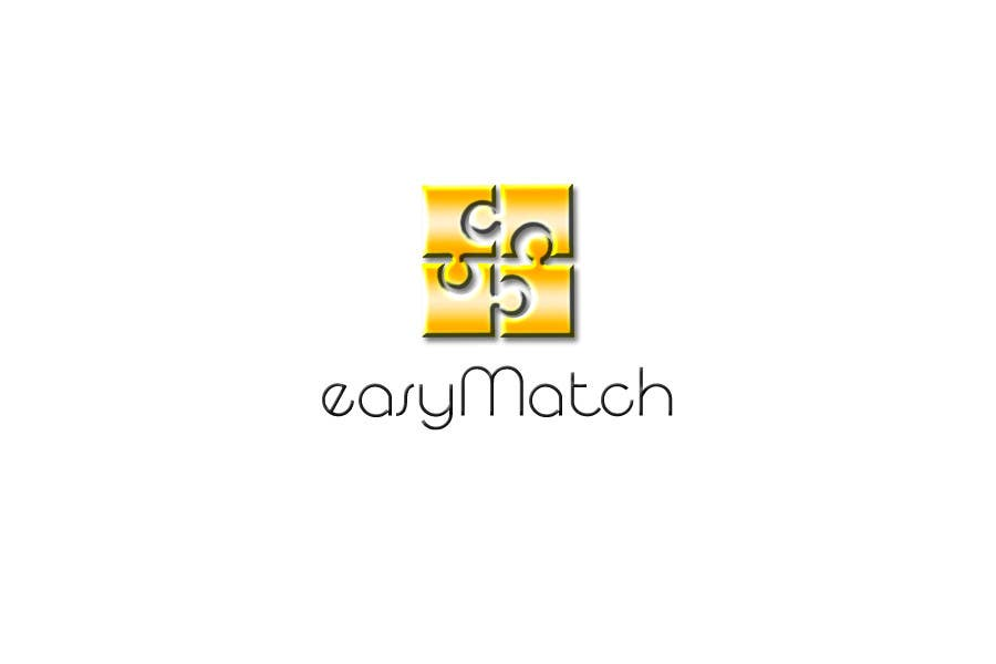 Contest Entry #192 for Icon or Button Design for easyMatch
