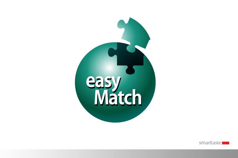 Intrare concurs #45 pentru Icon or Button Design for easyMatch