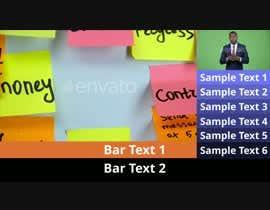 nº 2 pour Create a video template for  a YouTube channel (VSDC or Davinci Resolve ONLY) par kelvinhk