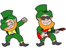 #24 for Clip art leprechaun cartoons by LibbyDriscoll