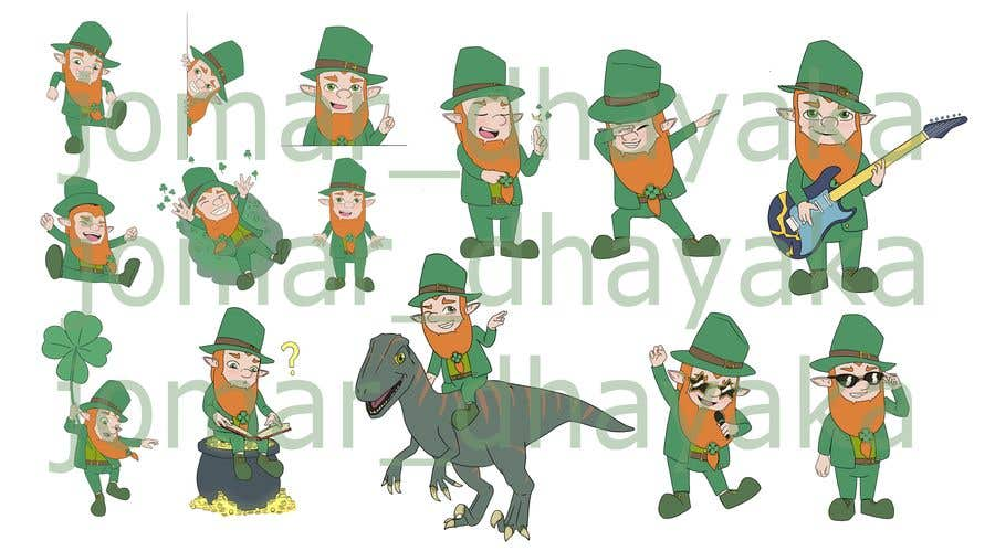 Contest Entry #                                        16                                      for                                         Clip art leprechaun cartoons