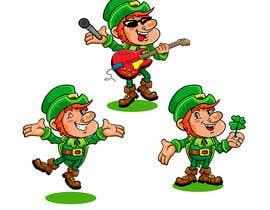 #17 for Clip art leprechaun cartoons by orrlov
