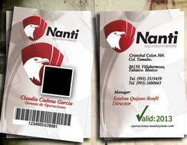 nº 22 pour ID Badge for Nanti System par five55555