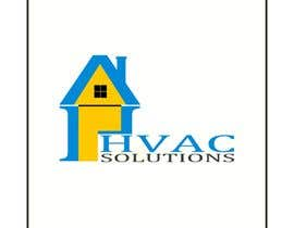 #34 para Logo Design for HVAC Solutions Inc. por kavi458287