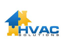 #26 para Logo Design for HVAC Solutions Inc. por jai07