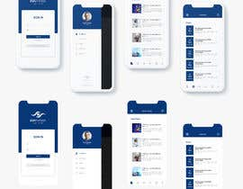 #34 cho Mobile App Re-Design 4-6 Screens bởi amirkust2005